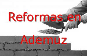 Reformas Valencia Ademuz