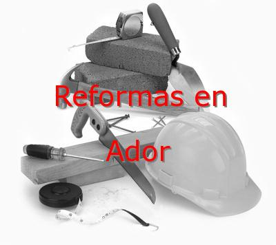 Reformas Valencia Ador