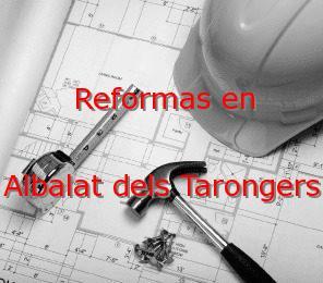Reformas Valencia Albalat dels Tarongers