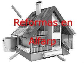 Reformas Valencia Alfarp