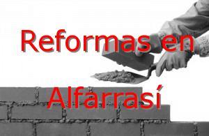 Reformas Valencia Alfarrasí