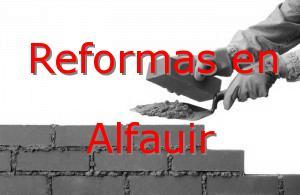 Reformas Valencia Alfauir
