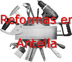 Reformas Valencia Antella