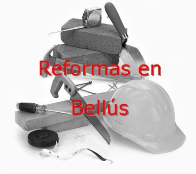 Reformas Valencia Bellús