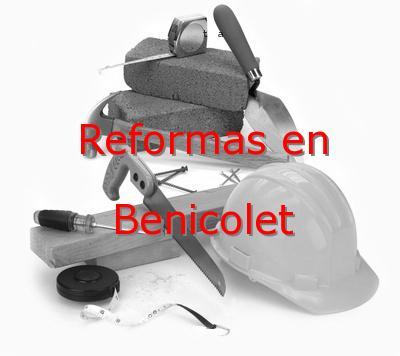 Reformas Valencia Benicolet