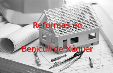 Reformas Valencia Benicull de Xúquer