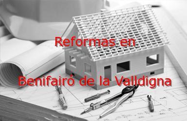 Reformas Valencia Benifairó de la Valldigna