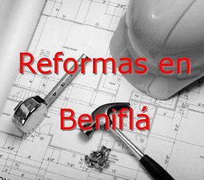 Reformas Valencia Beniflá