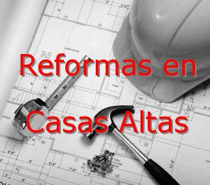 Reformas Valencia Casas Altas