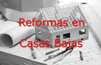 Reformas Valencia Casas Bajas
