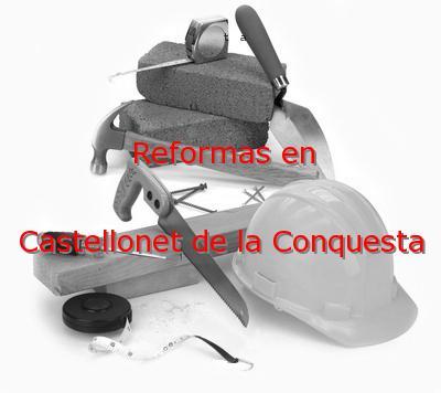 Reformas Valencia Castellonet de la Conquesta