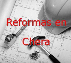 Reformas Valencia Chera