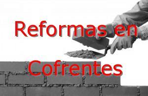 Reformas Valencia Cofrentes