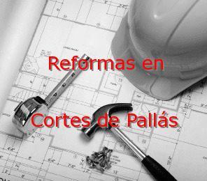Reformas Valencia Cortes de Pallás