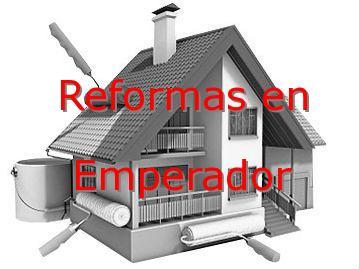 Reformas Valencia Emperador