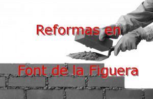 Reformas Valencia Font de la Figuera