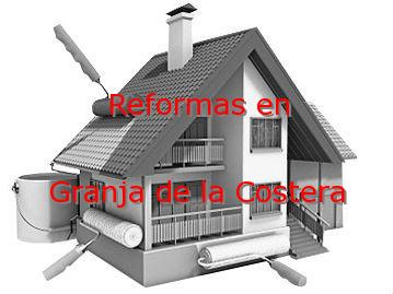 Reformas Valencia Granja de la Costera