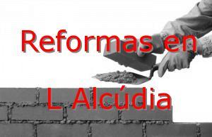 Reformas Valencia L Alcúdia