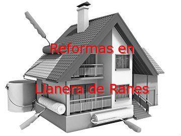 Reformas Valencia Llanera de Ranes