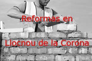 Reformas Valencia Llocnou de la Corona