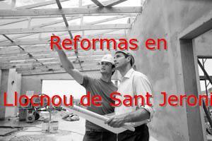 Reformas Valencia Llocnou de Sant Jeroni