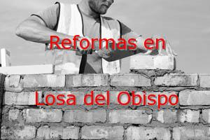 Reformas Valencia Losa del Obispo