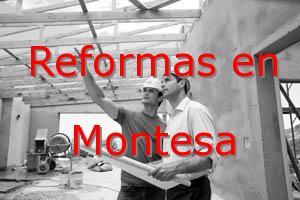 Reformas Valencia Montesa