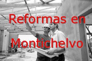 Reformas Valencia Montichelvo