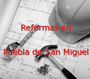 Reformas Valencia Puebla de San Miguel