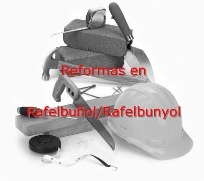 Reformas Valencia Rafelbuñol/Rafelbunyol