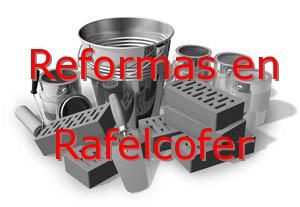 Reformas Valencia Rafelcofer