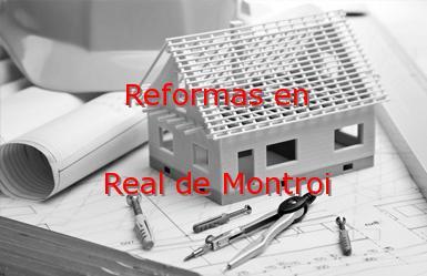 Reformas Valencia Real de Montroi