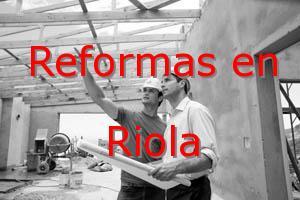 Reformas Valencia Riola