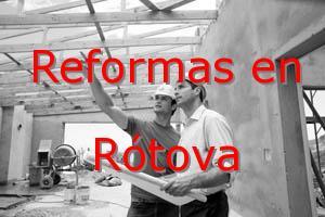 Reformas Valencia Rótova