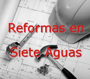 Reformas Valencia Siete Aguas