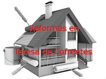 Reformas Valencia Teresa de Cofrentes