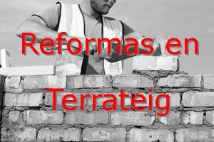 Reformas Valencia Terrateig