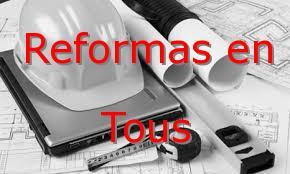 Reformas Valencia Tous