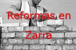 Reformas Valencia Zarra
