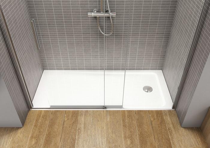 Cambio ba era por plato ducha reformas valencia - Banos con banera y plato de ducha ...